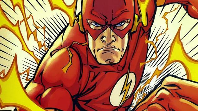 """The Flash""-Serie: ""Glee""-Star Grant Gustin wird zum Roten Blitz"