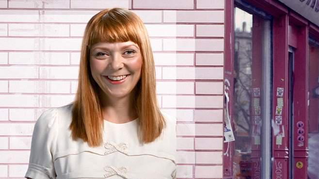 Ramona Dempsey (31) als Nele Lehmann bei GZSZ