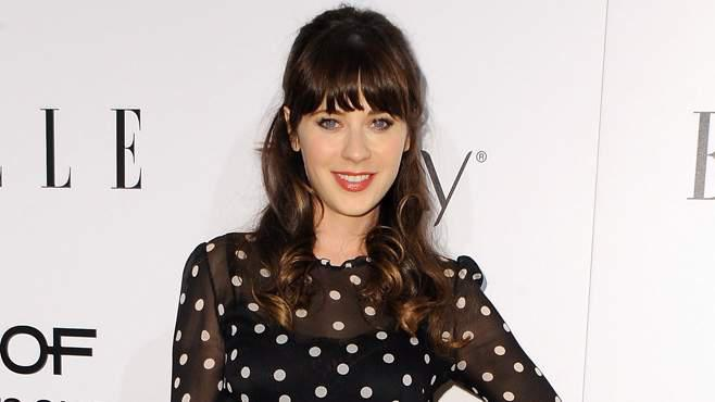 "Das ""New Girl"" Zooey Deschanel"