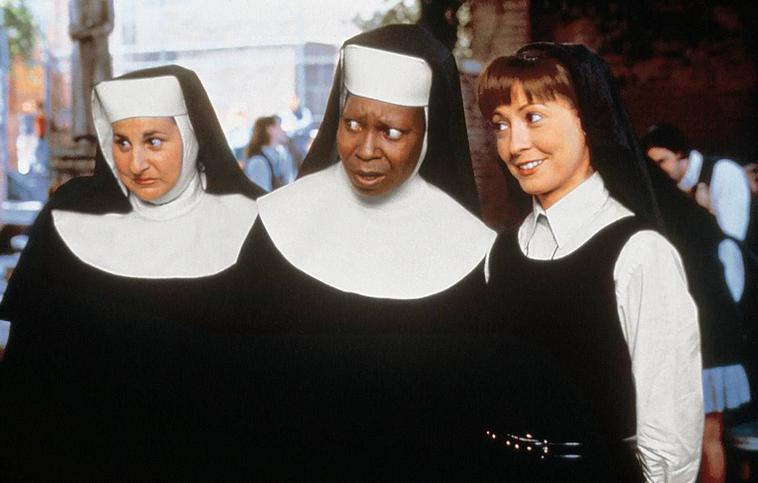 "TV-Programm heute: ""Sister Act"" - Kult-Film der Neunziger!"