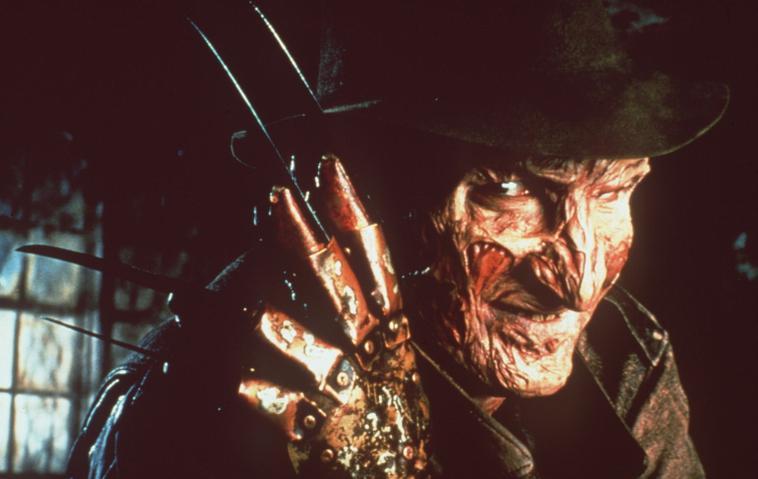 """Robert Englund in """"Nightmare on Elm Street"""""""