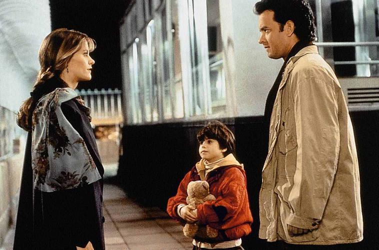 """Ross Malinger spielte in """"Schlaflos in Seattle"""" neben Tom Hanks und Meg Ryan."""