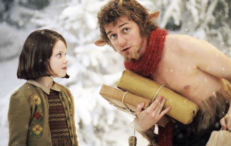 Lucy aus Chroniken von Narnia