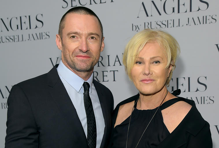 Deborra-Lee Furness und Hugh Jackman
