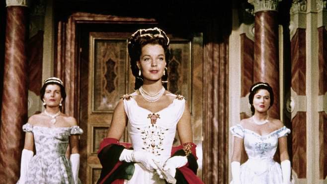 Sissi, die junge Kaiserin