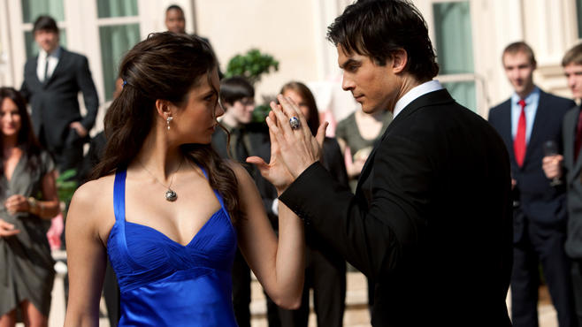 Vampire Diaries Erster Trailer Zur Delena Reunion In Staffel 8