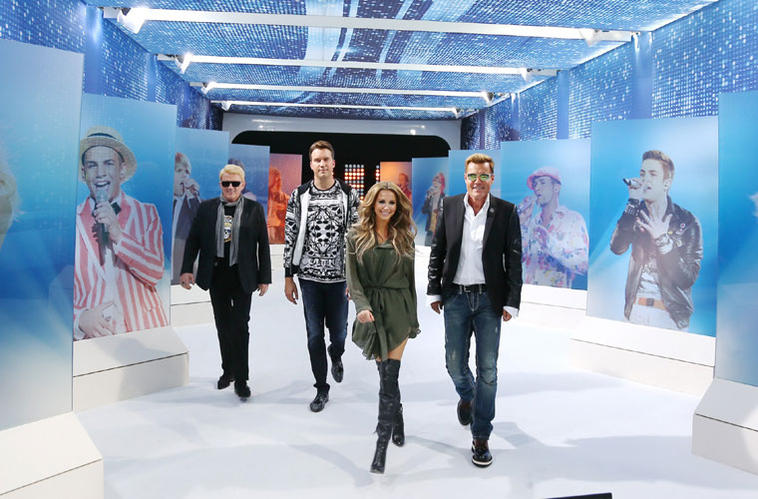 DSDS Mandy Capristo
