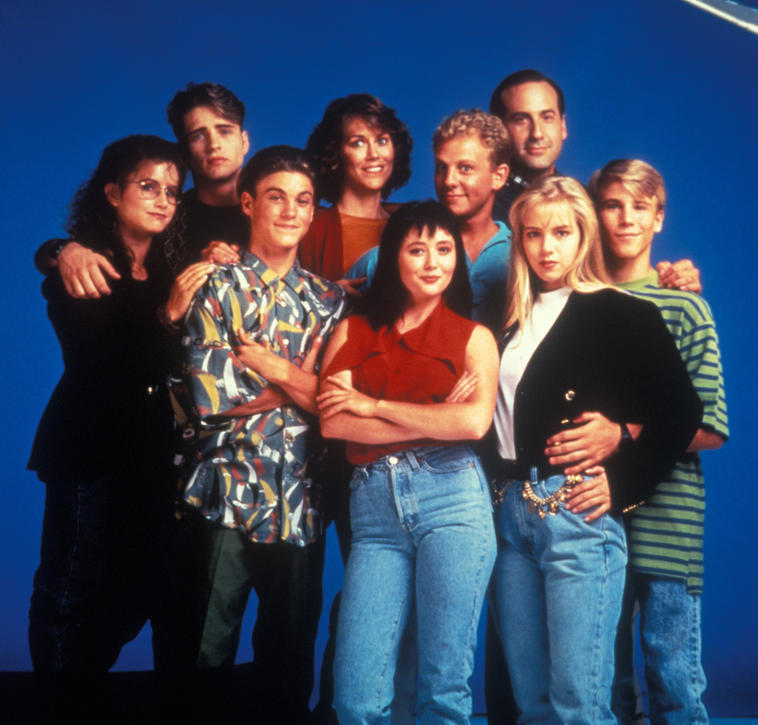 The Unauthorized Beverly Hills 90210 Story