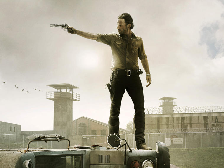 The Walking Dead, AMC, Andrew Lincoln, Staffel 6