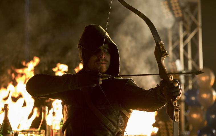 """Arrow"" Stephen Amell"