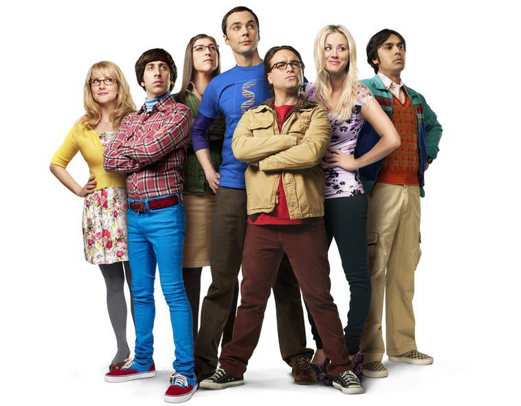"Das ist die neue Figur in ""The Big Bang Theory"""