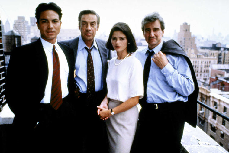 Law & Order, Dick Wolf, Chris Noth