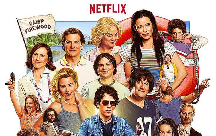 Wet Hot American Summer: First Day of Camp Plakat