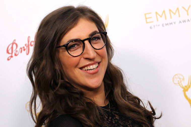 Mayim Bialik, The Big Bang Theory