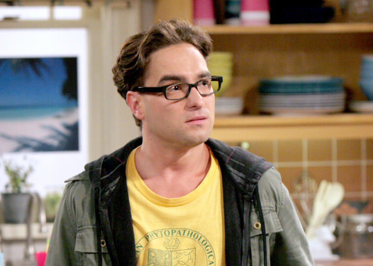 Johnny Galecki, The Big Bang Theory