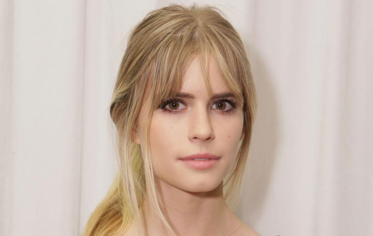"Carlson Young bei ""Grimm"""