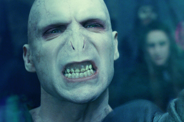 Harry Potter, Lord Voldemort, J.K.Rowling