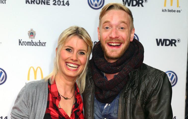 Pia Tillmann und Steffen Donsbach heiraten