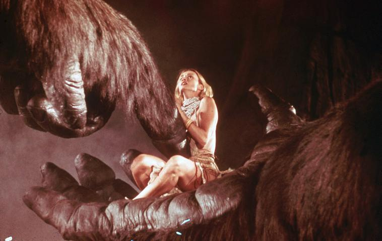 """King Kong"" John Guillermin"