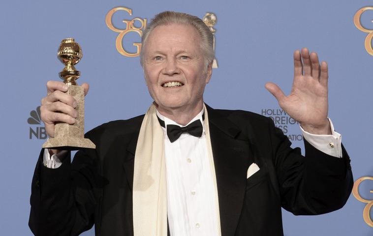 "John Voight als ""Harry Potter"""
