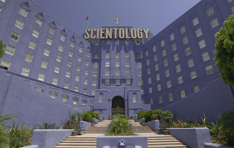 """Going Clear"" Scientology Doku"