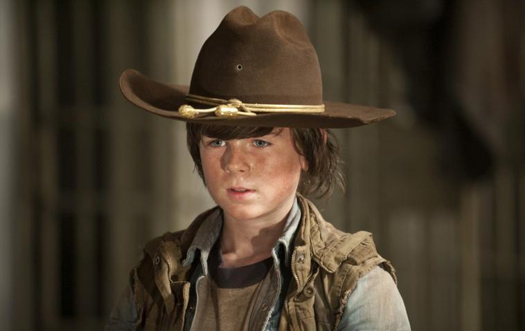 """""""The Walking Dead"""" Carl"""