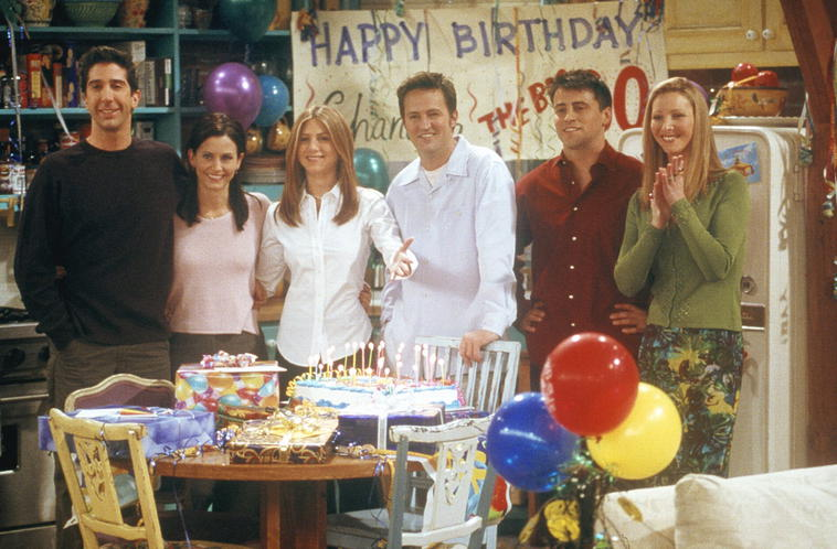 Jennifer Aniston verrät Friends-Reunion