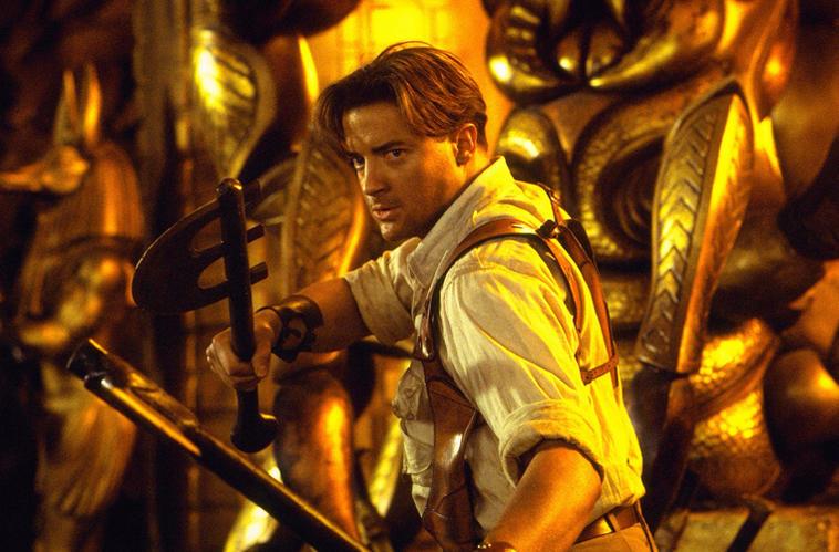 Die Mumie Brendan Fraser