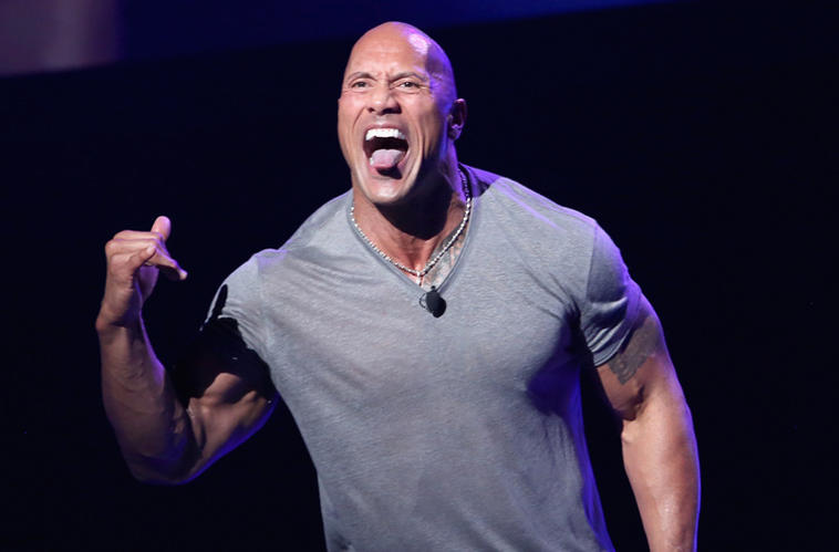 Dwayne Johnson Lip Sync Battle