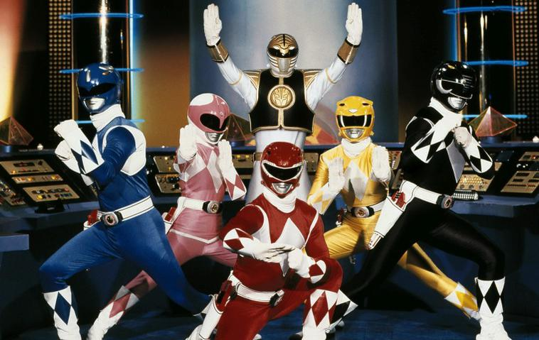 Power Rangers TV-Serie