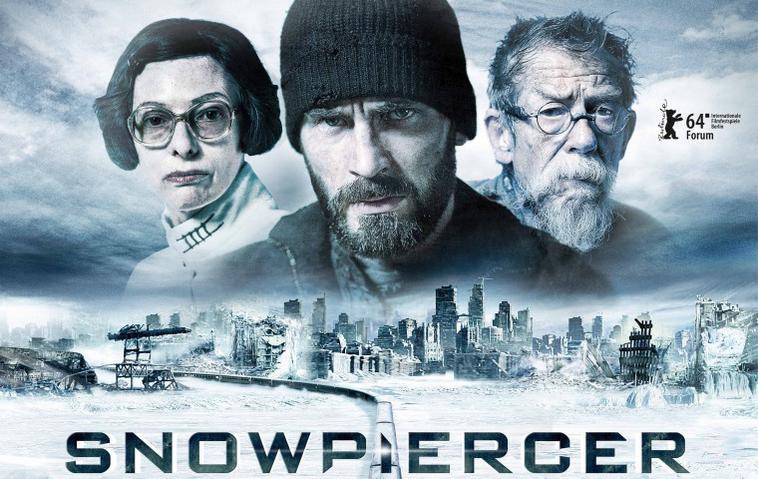 """""""Snowpiercer"""" TV-Serie"""