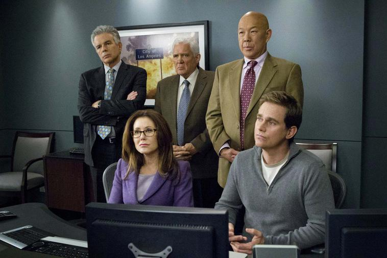 Major Crimes Staffel