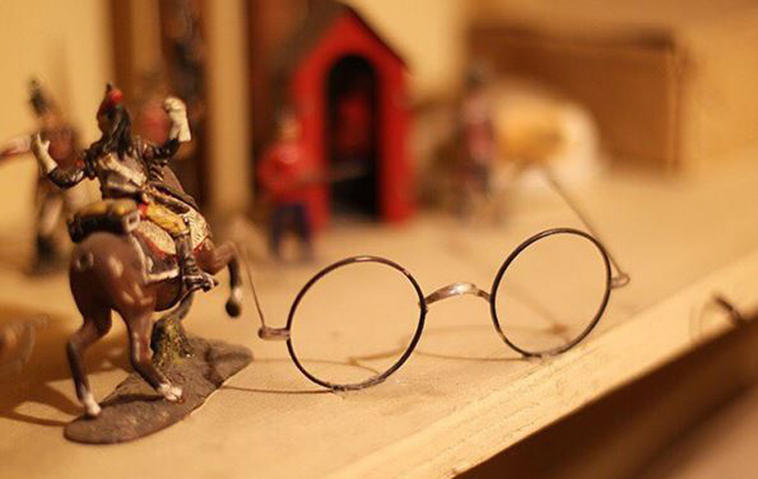 Harry Potter, Brille