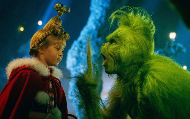 Der Grinch TV Weihnachten