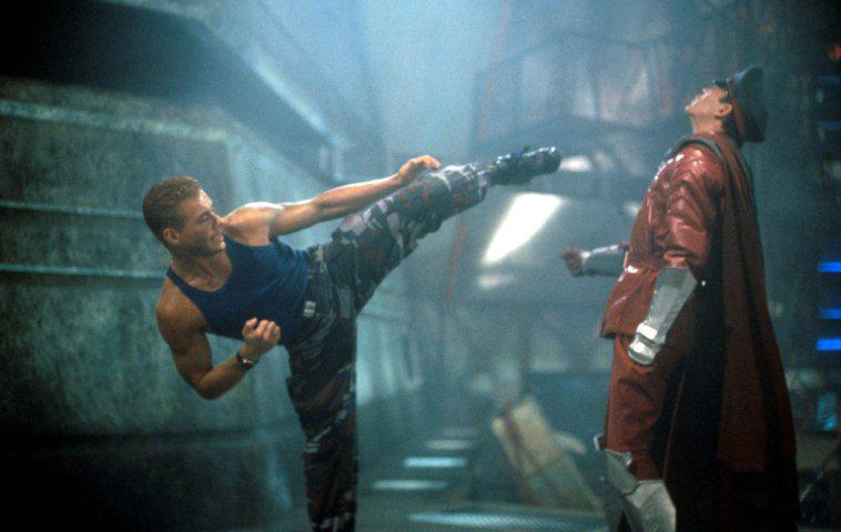 """Street Fighter"" Jean-Claude Van Damme"
