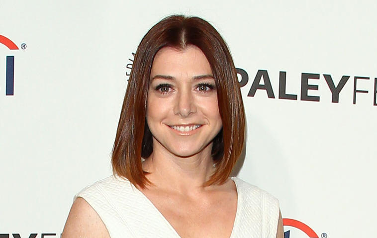 Alyson Hannigan, How I met your mother, Lily Aldrin