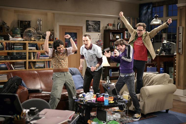 Big Bang Theory Staffel 11 Stream