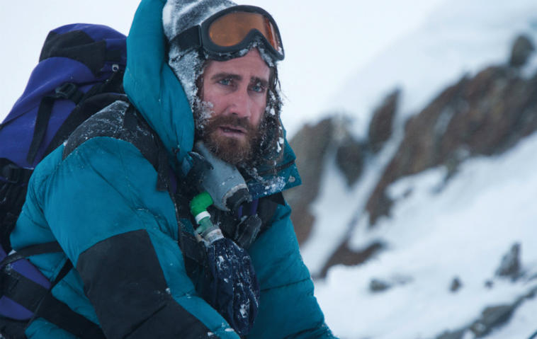 """Everest"": Jake Gyllenhaal in der Eishölle!"