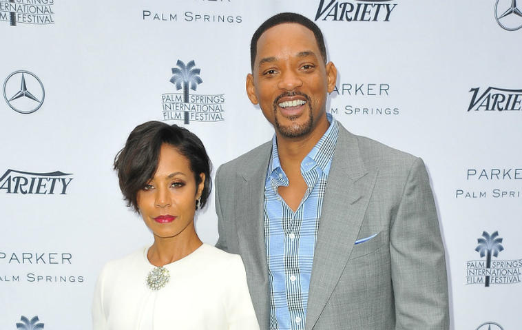 Will Smith Jada Pinkett Smith Alexis Arquette