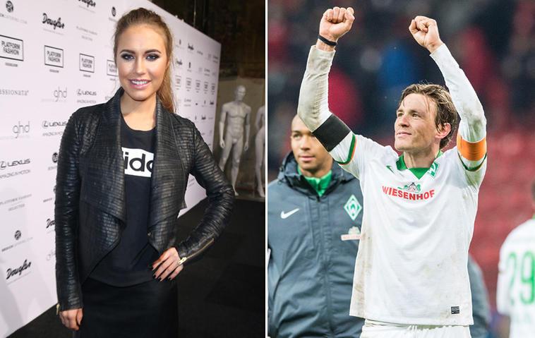 Alena Gerber liebt Clemens Fritz