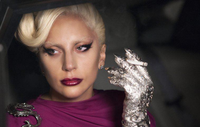 """""""American Horror Story"""" Lady Gaga"""