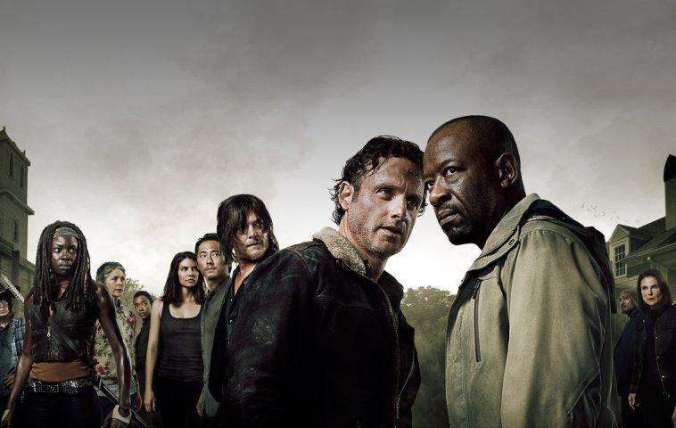 The Walking Dead Serientod