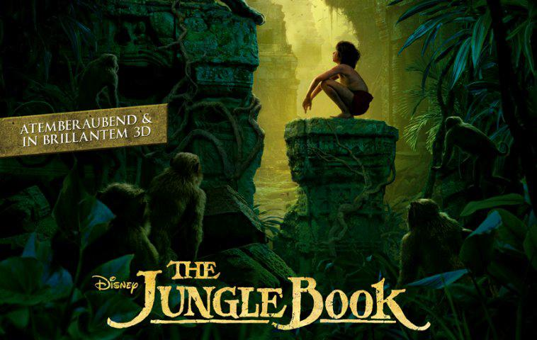 """The Jungle Book"" Poster"