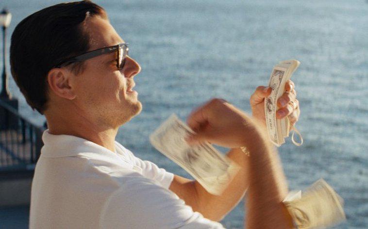 """Wolf of Wall Street"" Leo Geld"