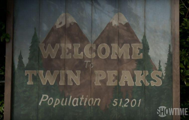 """""""Twin Peaks""""Showtime Remake"""