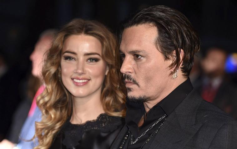 Johnny Depp Scheidung