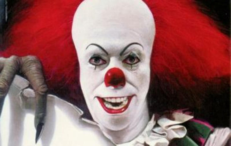 Stephen King Es Pennywise