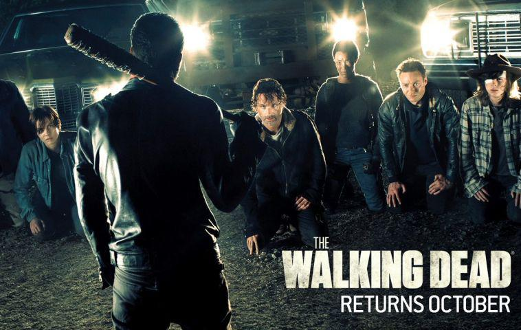 The Walking Dead Staffel 7 Ausstrahlung
