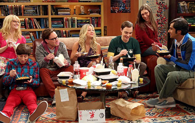 """Er ist Pennys Bruder bei """"The Big Bang Theory""""!"""