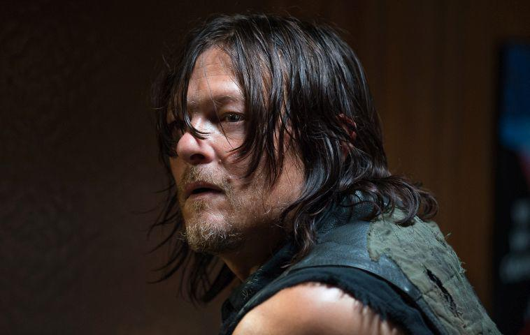 """The Walking Dead"" Daryl Norman Reedus"
